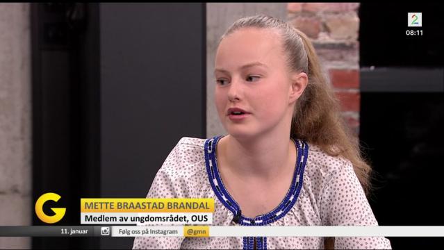 Mette Braastad Brandal