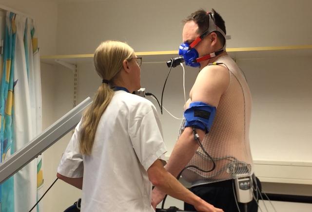 til wp trening etter hjertetranspl