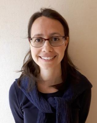 Camilla Lund Søraas, lege i spesialisering.