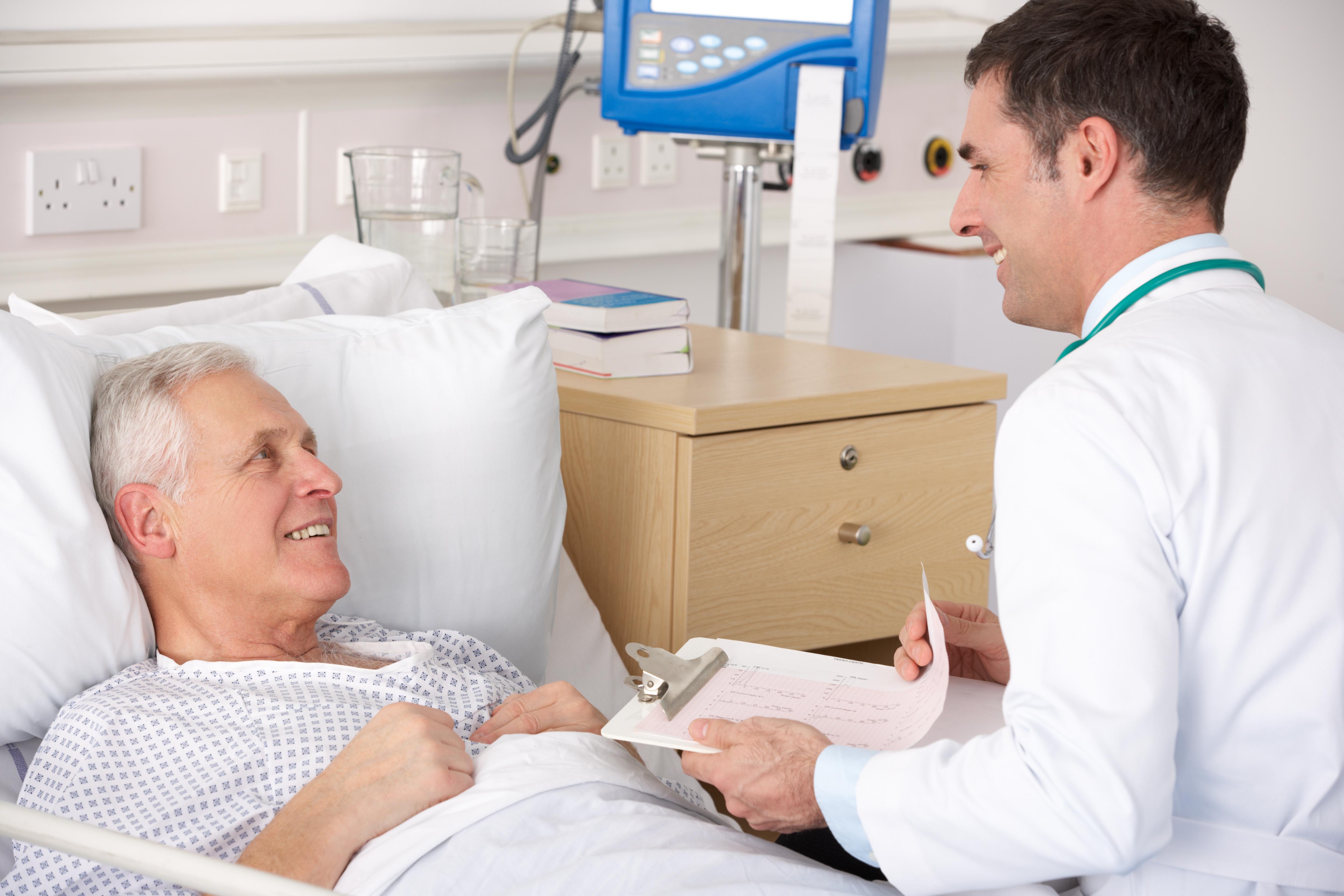 prostatakreft straling