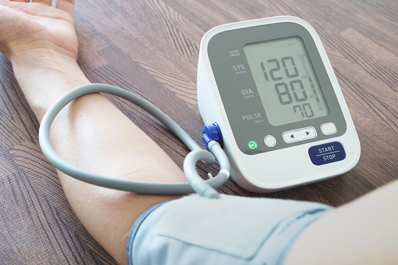 høyt blodtrykk behandling