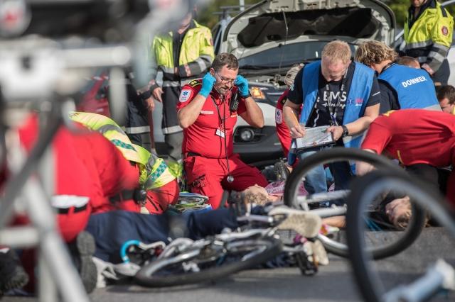 masseulykke