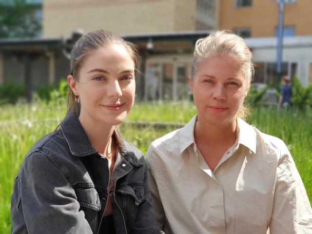 Ida og Marie