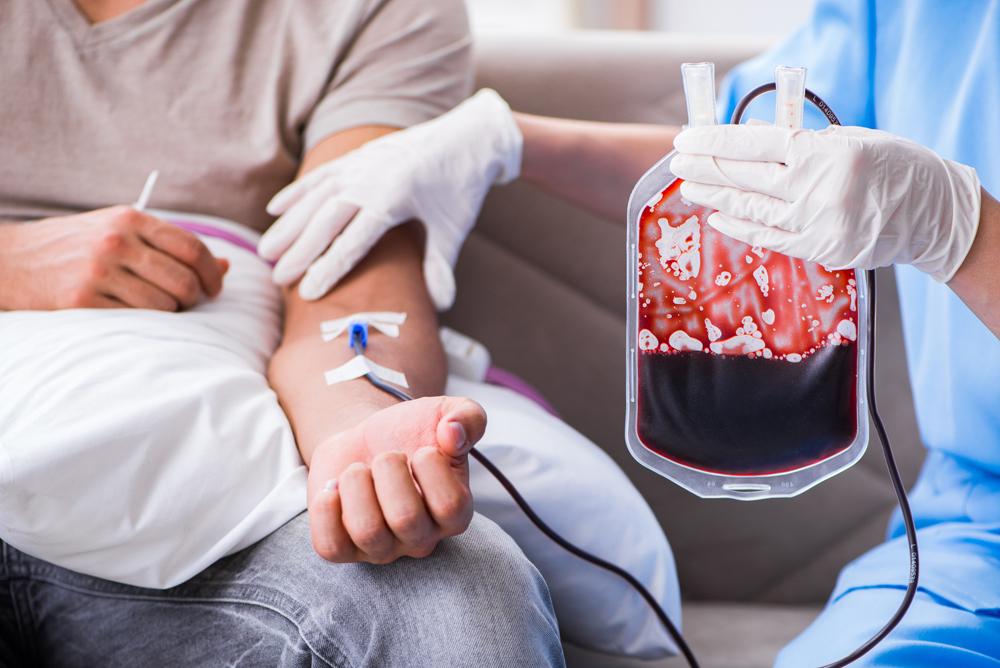 blodoverføring