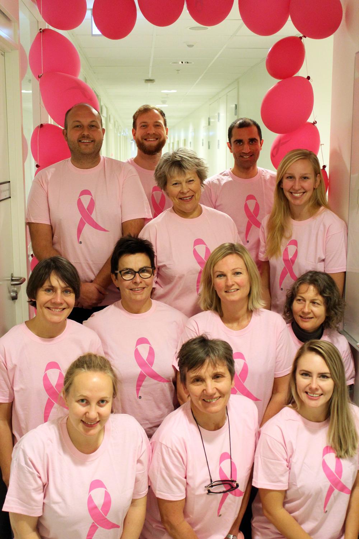 Mammografi gruppebilde